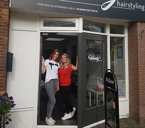 Nieuwe collega By Wendy Hairstyling